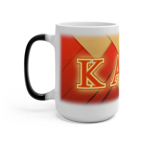 Kappa Alpha Psi Changing Mug - Unique Greek Store