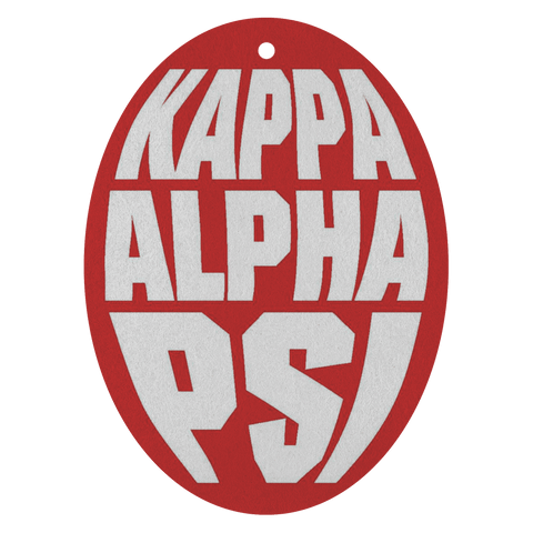 Image of Kappa Alpha Psi Air Freshener