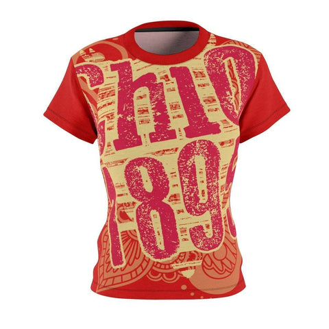 Image of Chi Omega Founding Year Tees - Unique Greek Store