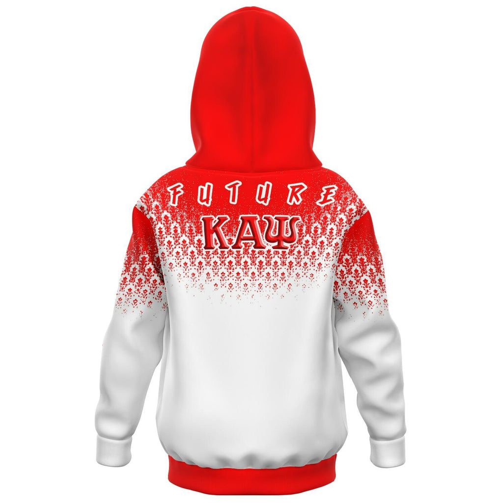 Kappa Alpha Psi Athletic Kids Hoodie