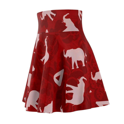 Image of Delta Sigma Theta Skater Skirt - Unique Greek Store