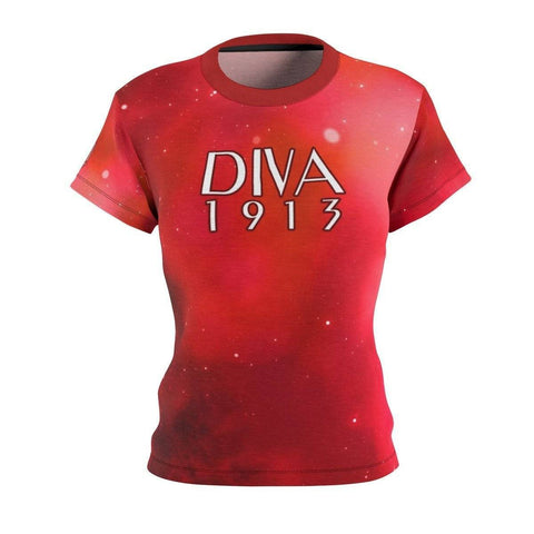 Delta Sigma Theta Galaxy Tee - Unique Greek Store
