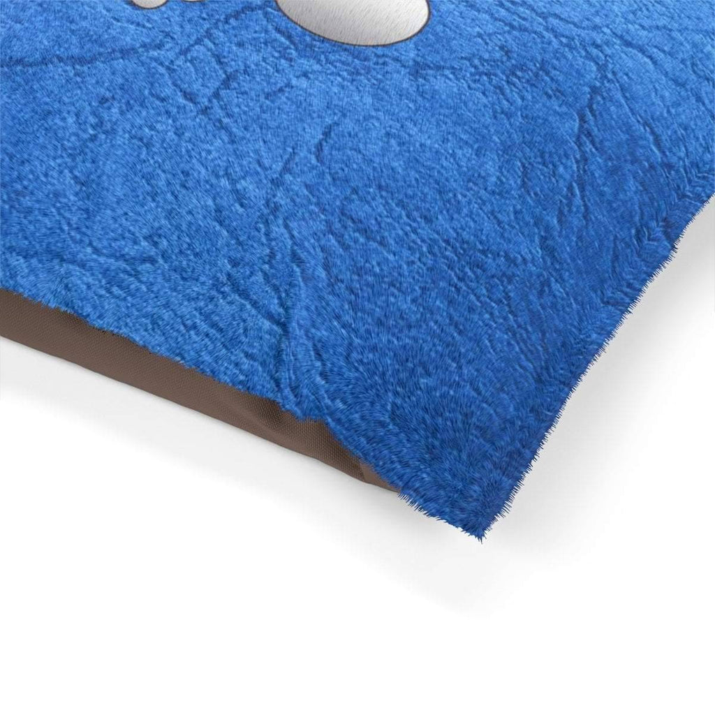 Zeta Phi Beta Sorority Pet Bed