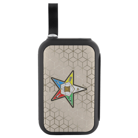 Image of Order of the Eastern Star Bluetooth Speaker