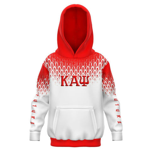 Image of Kappa Alpha Psi Athletic Kids Hoodie