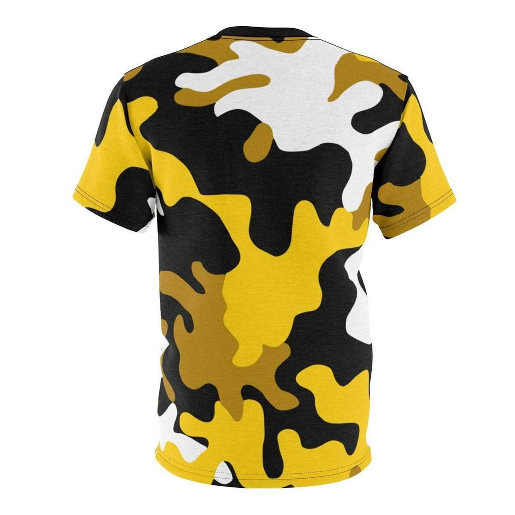 Alpha Phi Alpha Camouflage Tee - Unique Greek Store