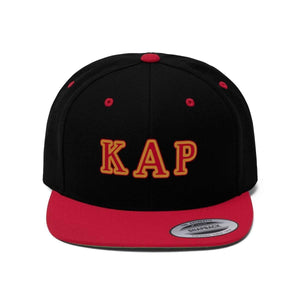 Kappa Alpha Psi Flat Bill Hat