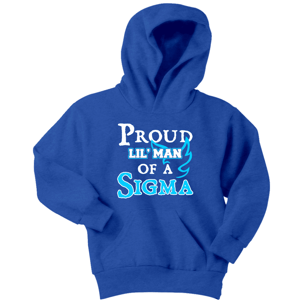 Phi Beta Sigma Proud Lil Man - Unique Greek Store