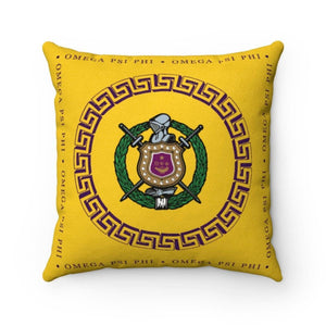 Omega Psi Phi 1911 Pillow - Unique Greek Store