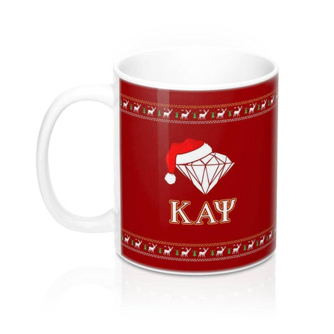 Image of Kappa Alpha Psi Christmas Mugs