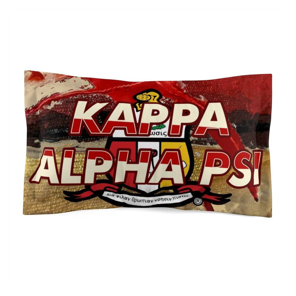 Kappa Alpha Psi Pillow Sham