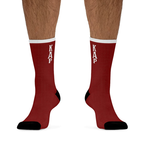 Image of Kappa Alpha Psi Fraternity Socks