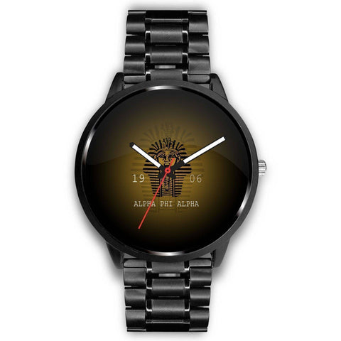 Image of Alpha Phi Alpha Watch - Unique Greek Store