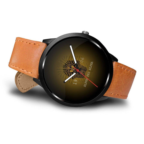 Alpha Phi Alpha Watch - Unique Greek Store