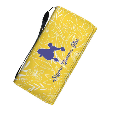 Sigma Gamma Rho Womens Wallet - Unique Greek Store