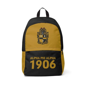 Alpha Phi Alpha 1906 Backpack - Unique Greek Store