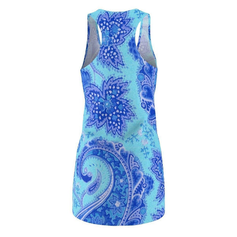 Zeta Phi Beta Women's Cut & Sew Racerback Dress - Unique Greek Store