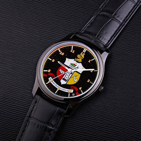 Image of Kappa Alpha Psi Waterproof Quartz  Watch