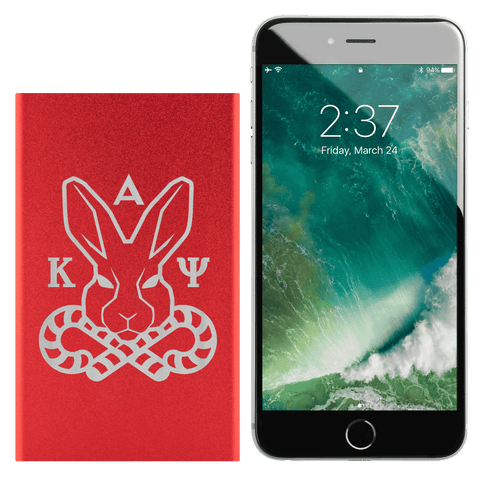 Kappa Alpha Psi Power Bank