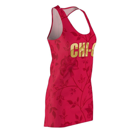 Chi Omega Racerback Dress - Unique Greek Store