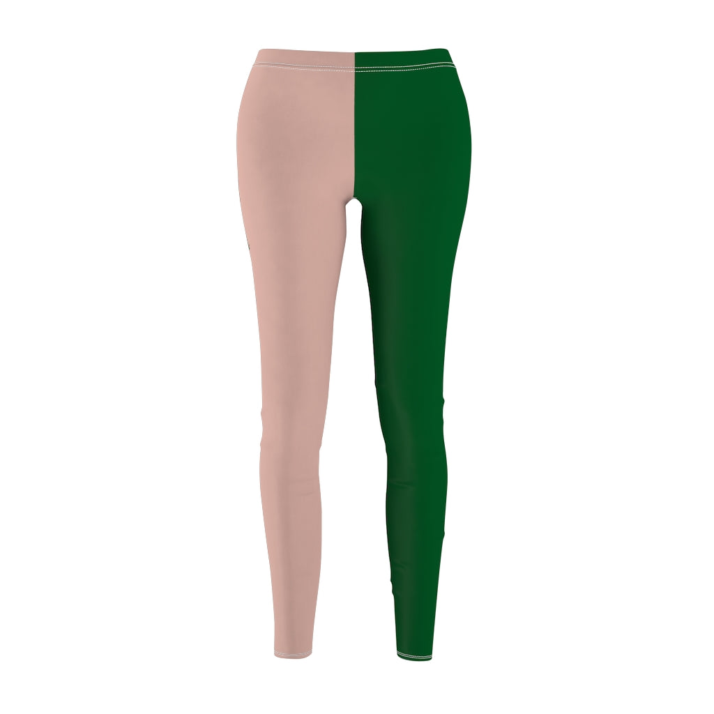 Alpha Kappa Alpha Sorority Leggings