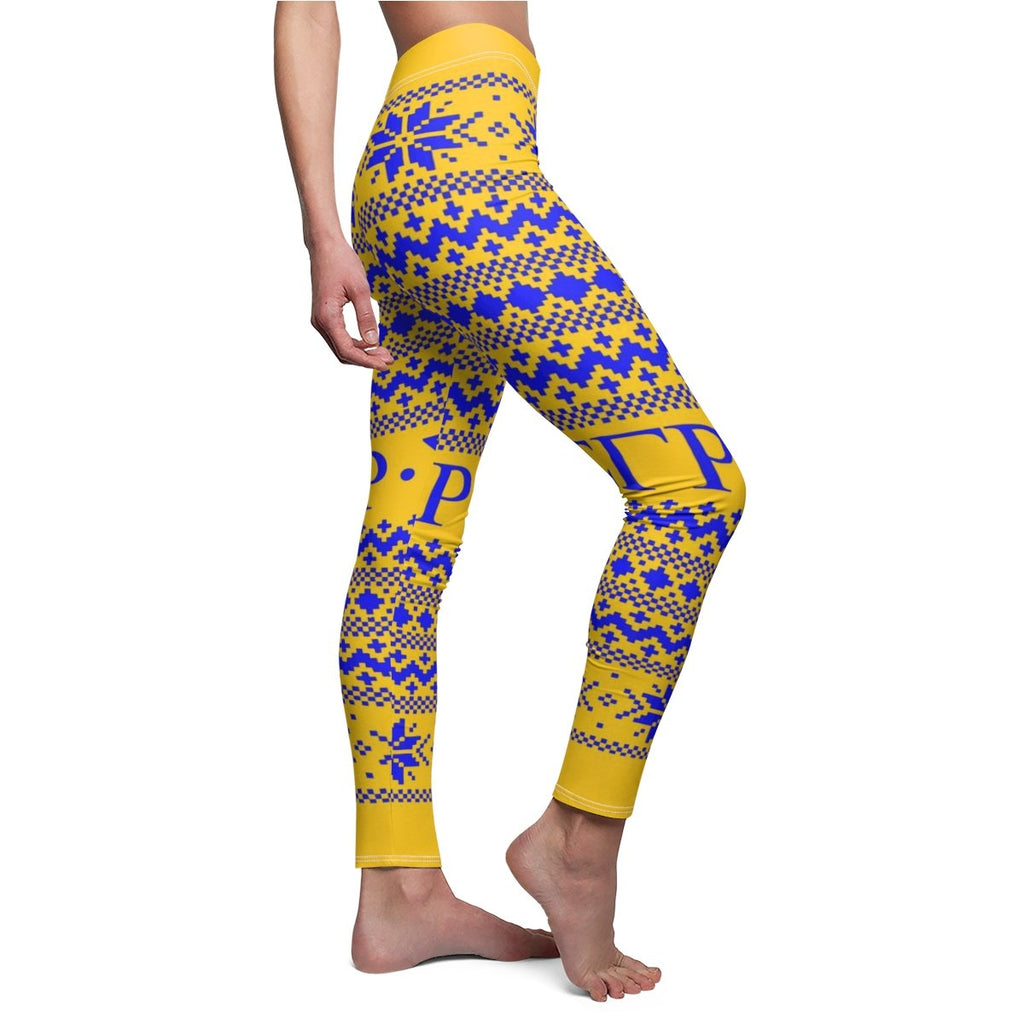 Sigma Gamma Rho Ugly Leggings