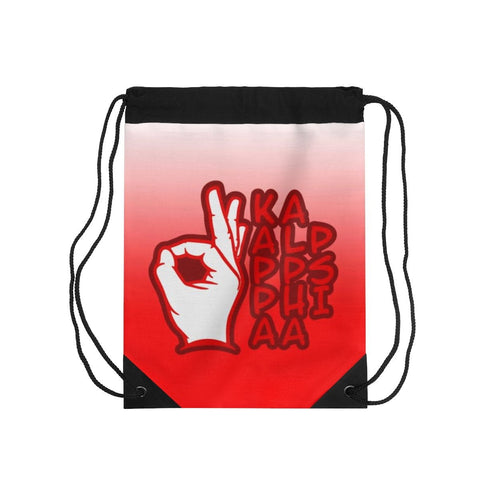 Image of Kappa Alpha Psi Drawstring Bag