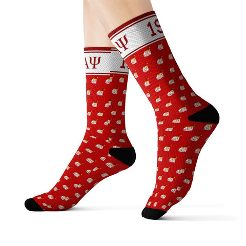 Image of Kappa Alpha Psi Christmas Holiday Socks