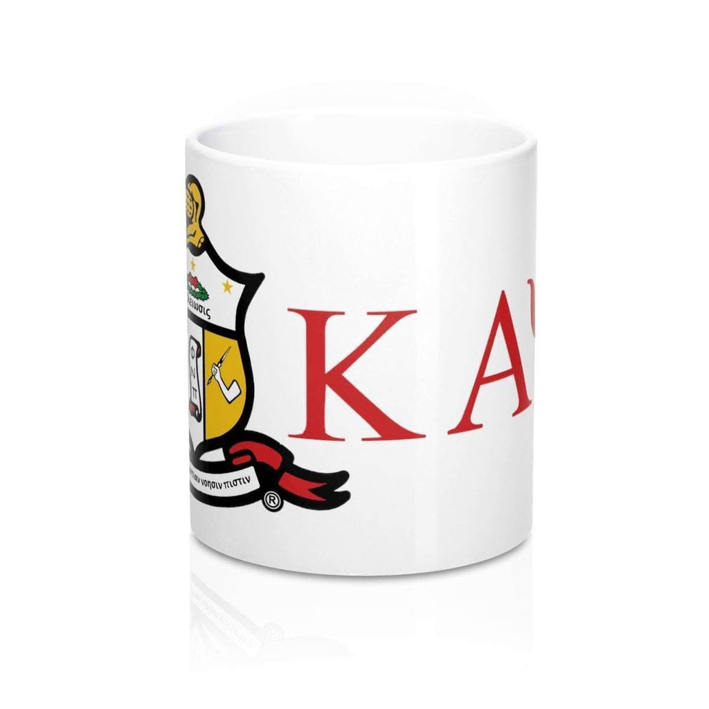 Kappa Alpha Psi Greek Initials Mug - Unique Greek Store