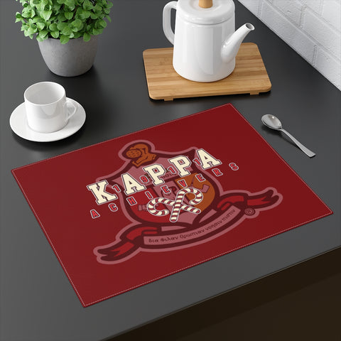 Kappa Alpha Psi Table Mat