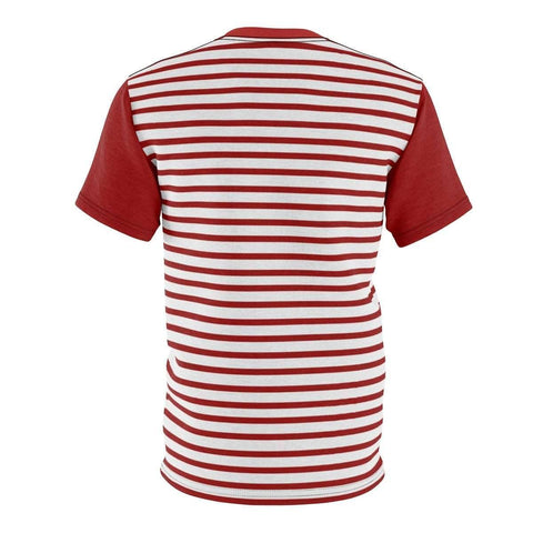 Image of Kappa Alpha Psi Stripe Tee - Unique Greek Store