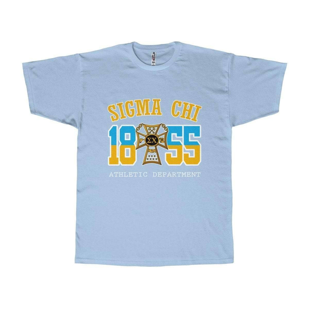 Sigma Chi Founding Year Tee - Unique Greek Store