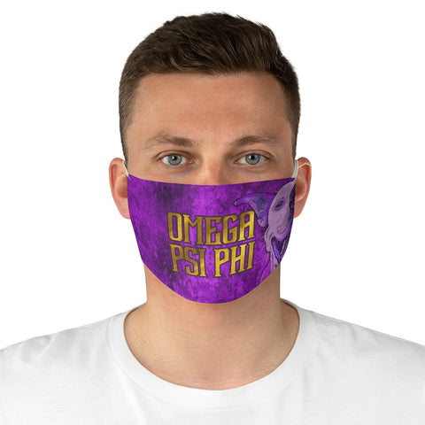Image of Omega Psi Phi Fraternity Mask