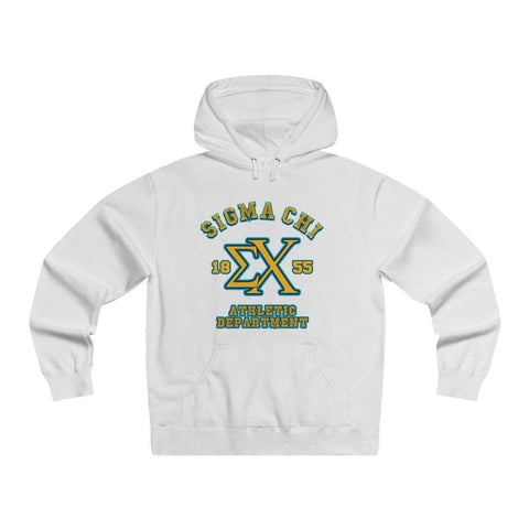 Image of Sigma Chi Hooded Sweatshirt - Unique Greek Store