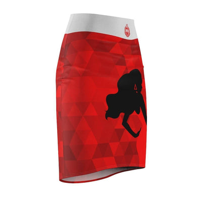 Delta Sigma Theta Pencil Skirt II