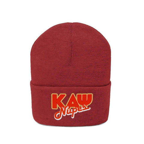 Image of Kappa Alpha Psi Beanie Hat - Unique Greek Store
