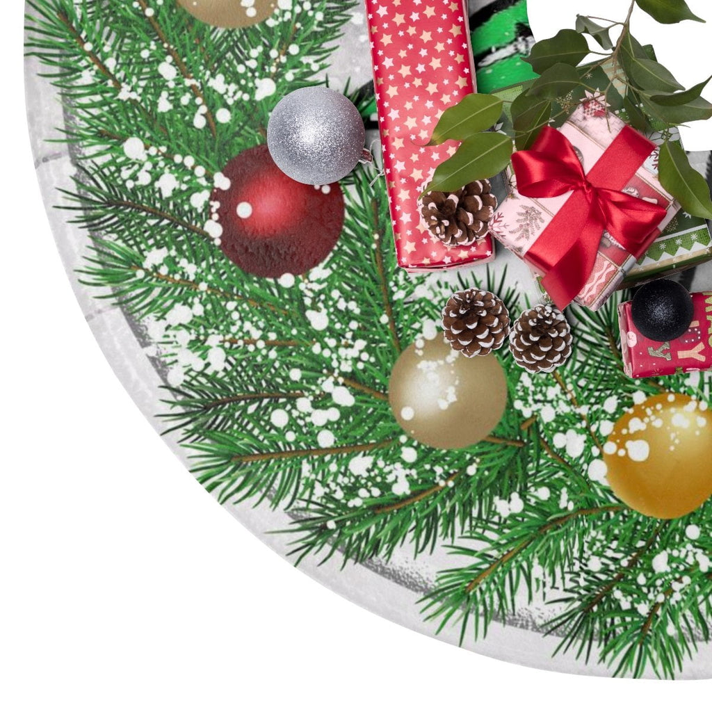 Order of the Eastern Star Holiday Decor Tree Skirt