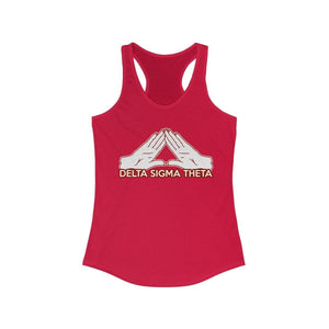 Delta Sigma Theta Sign Tank Top