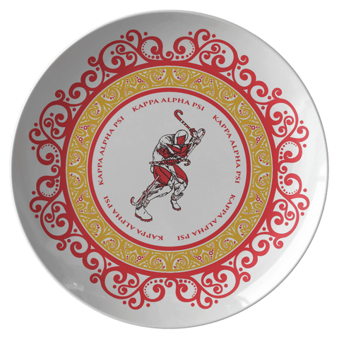 Image of Kappa Alpha Psi Plate - Unique Greek Store