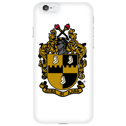 Image of Alpha Phi Alpha Phone Case - Unique Greek Store