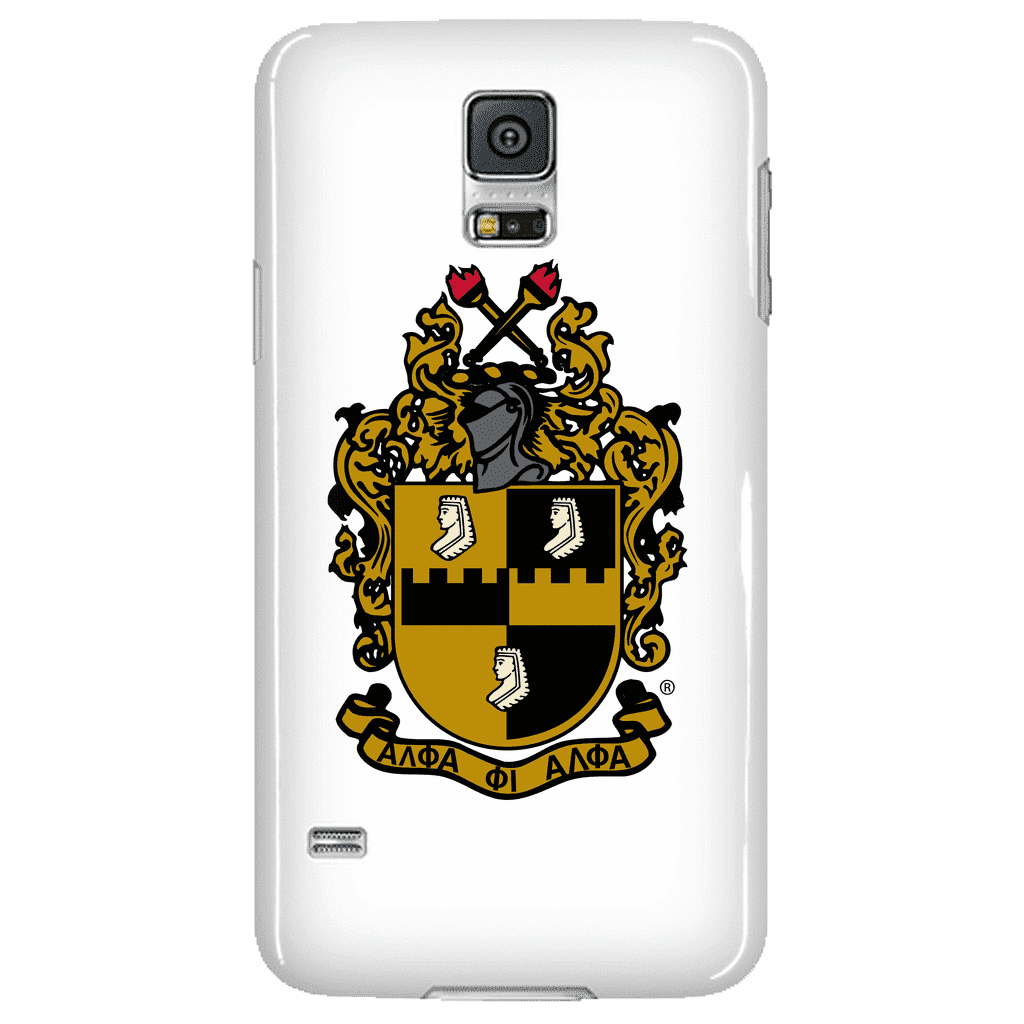 Alpha Phi Alpha Phone Case - Unique Greek Store