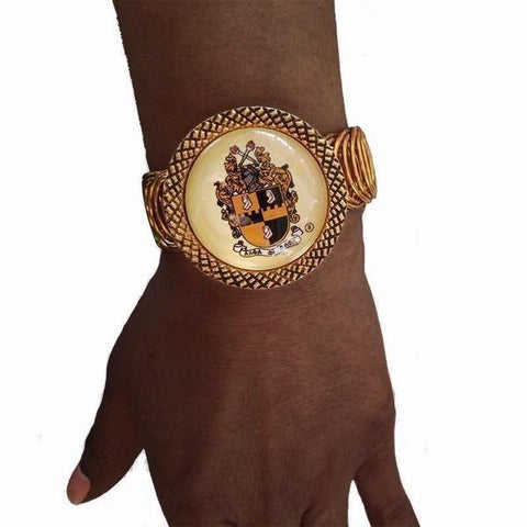 Image of Alpha Phi Alpha Spring Cuff
