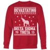 buy Delta Sigma Theta 2018 Ugly Christmas Sweater online