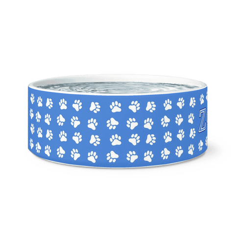 Image of Zeta Phi Beta Dog Bowl
