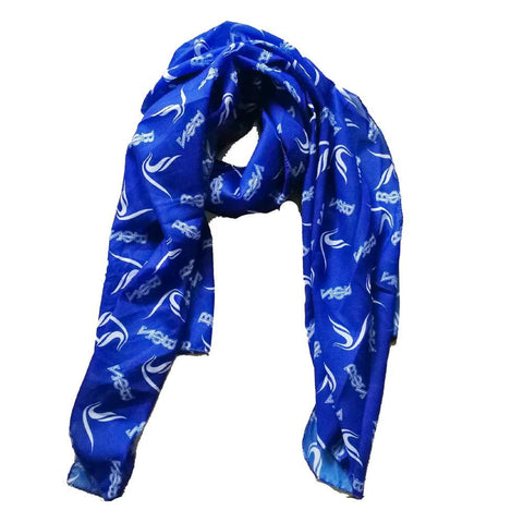 Zeta Phi Beta Greek Letter Dove Scarf