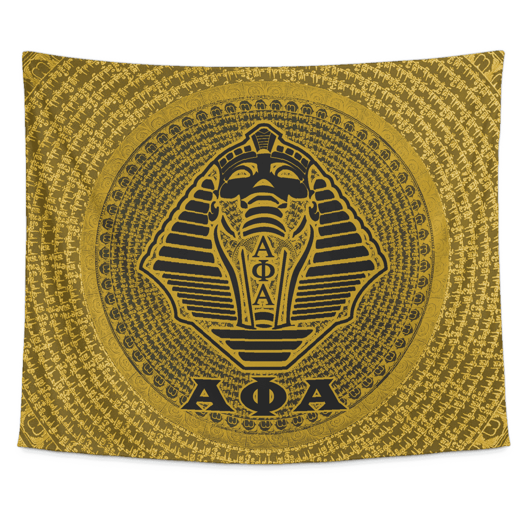Alpha Phi Alpha Tapestry - Unique Greek Store