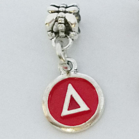 Delta Sigma Theta DIY Greek Letter Charms