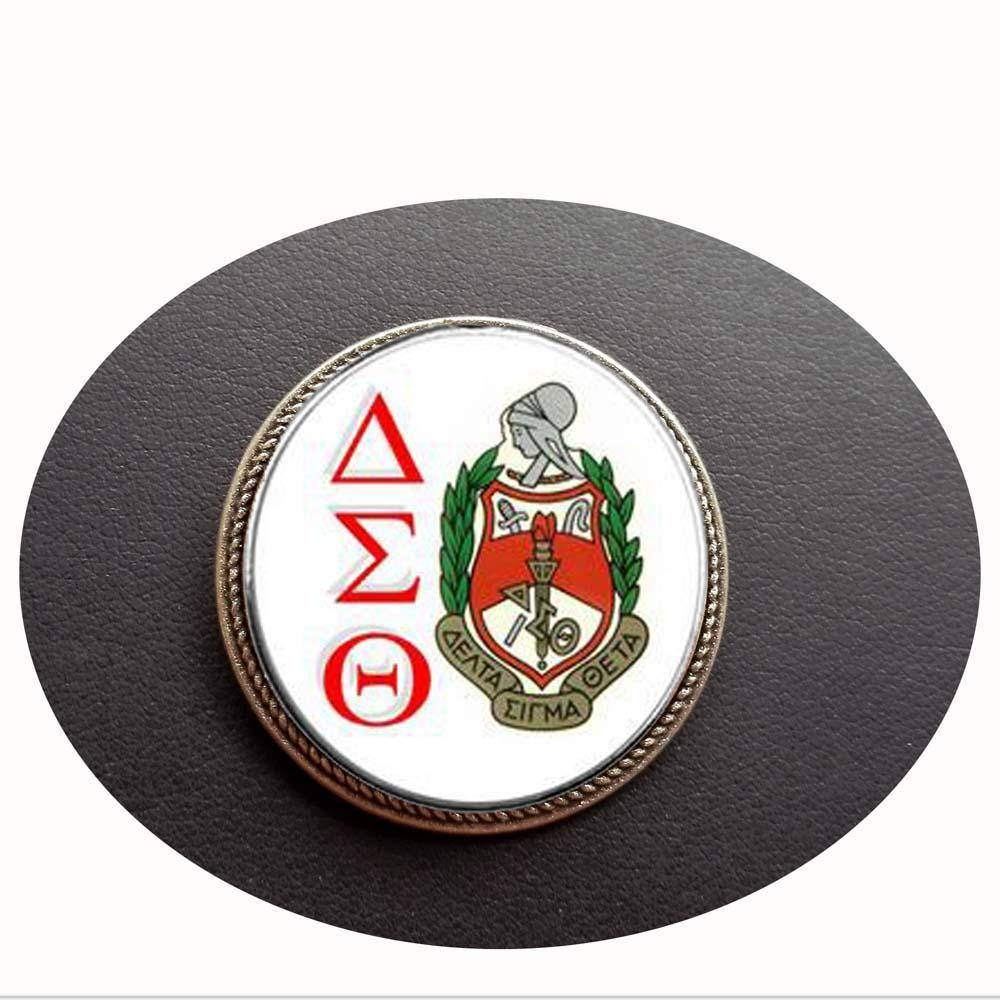 Delta Sigma Theta Customized Lapel Pin