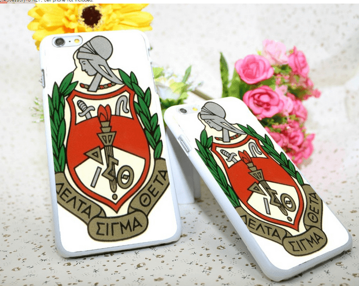 Delta Sigma Theta Phone Case - Unique Greek Store