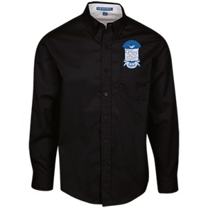Phi Beta Sigma LS Dress Shirt - Unique Greek Store